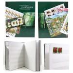 Uni Paper Golden Collection Stamp Album SSA-777