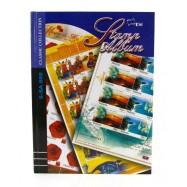 image of Uni Paper Stamp Album S-SA888