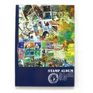 image of Uni Paper Stamp Album S-SA333