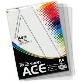 image of Uni Paper ACE Binding Cover Rigid Sheet SRS-3399
