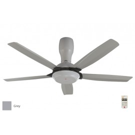 "image of KDK Remote Control Type Ceiling Fan (140cm/56"") K14Y5-GY"