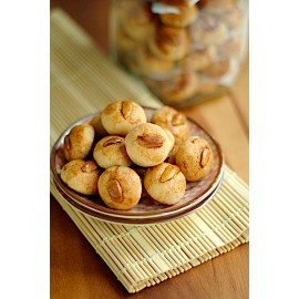image of Homemade traditional CNY Peanut Cookie