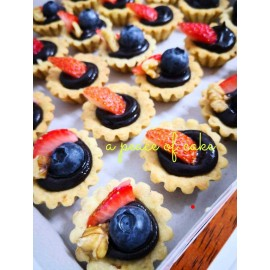 image of Chocolate Fruit Tart