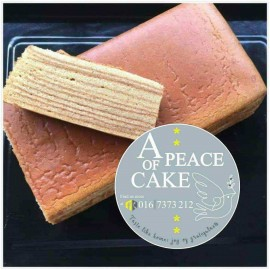 image of Baked Layer Cake