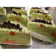image of Crepe Cake (Slide) - Any Flavors