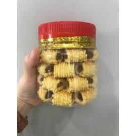 image of Homemade Milky Pineapple Cookies 奶香凤梨酥
