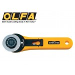 Olfa 45mm Straight Handle Rotary Cutter RTY-2/G