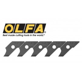 image of Olfa Compass Cutter Blade (15 pcs) COB-1