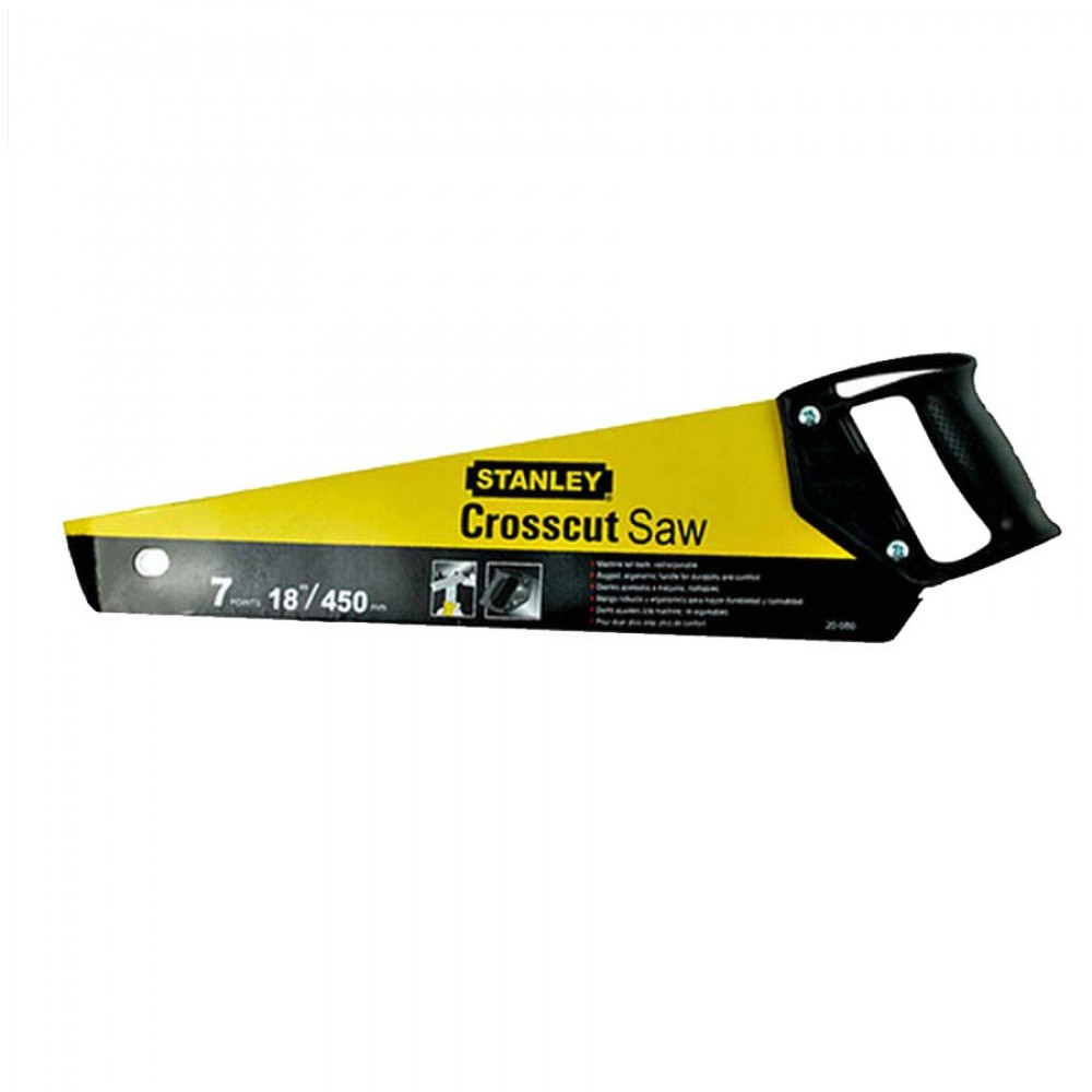 Stanley Plastic Handle Saw 20-080