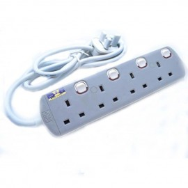 image of UMS 13AMP Portable Switched Socket Outlet  4Y 8413-N