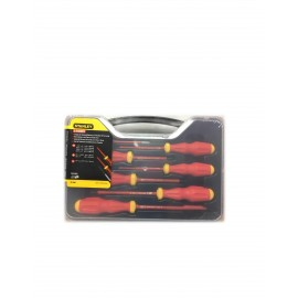 image of Stanley VDE Screwdriver set (6pcs) with Bonus 65-980