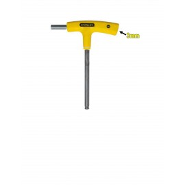image of Stanley T-Handle Hex Key-Yellow 69-279
