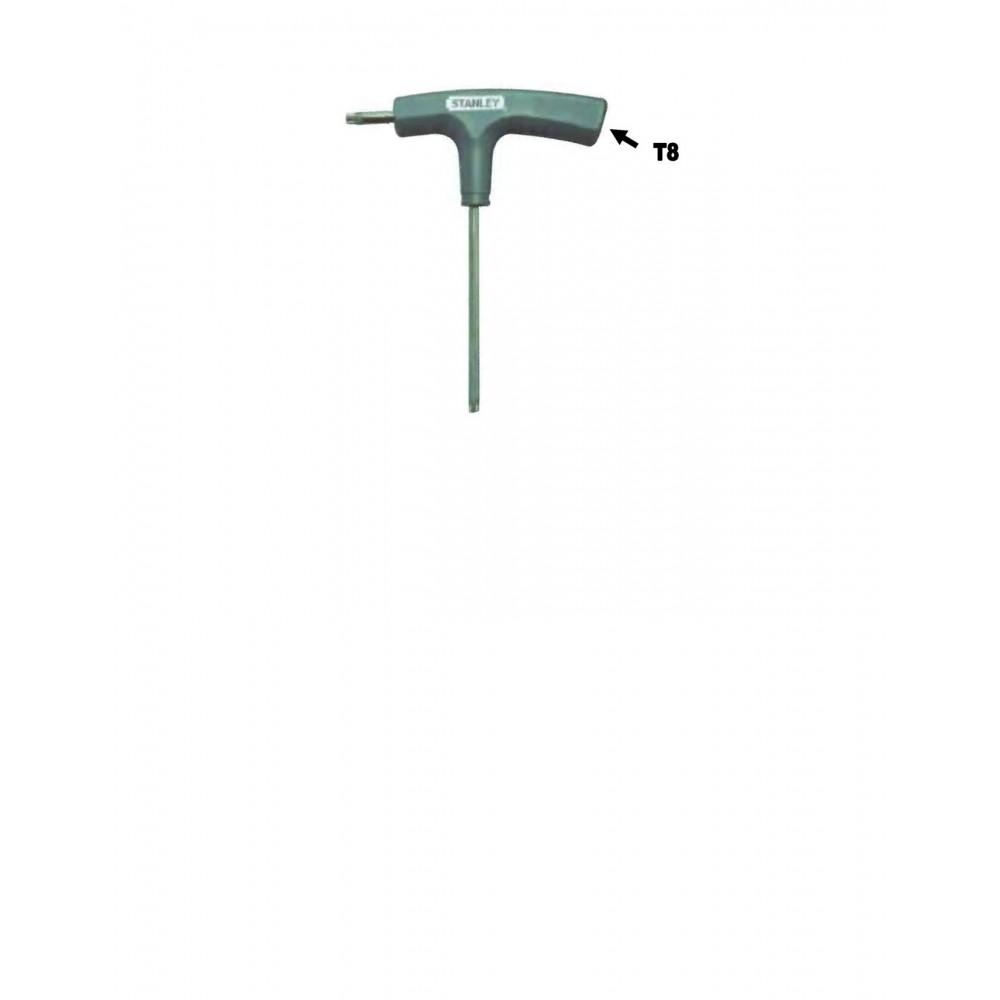 Stanley T-Handle Torx  Key-Grey 69-299