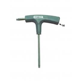 image of Stanley T-Handle Torx Key-Grey 69-308