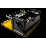 Stanley 19'' Metal Tool Box-No Drawer STST3099-8