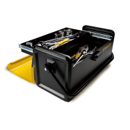 image of Stanley 19'' Metal Tool Box-No Drawer STST3099-8