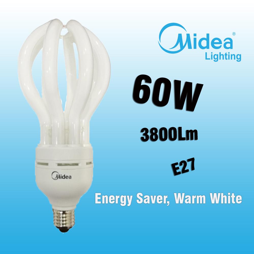 Midea Lotus Saver 60W E27 Warm White