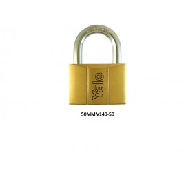 image of Yale Brass Padlock (50mm) V140-50