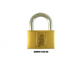 image of Yale Brass Padlock (60mm) V140-60