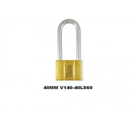 image of Yale Brass Padlock (40mm) V140-40LS60