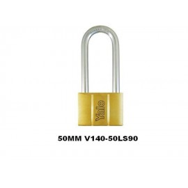 image of Yale Brass Padlock (50mm) V140-50LS90