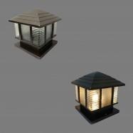 image of Gate Lamp 5515/250mm