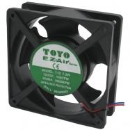 image of TOYO 4'' MiniBlower Fan (TM-Series)  Ball Bearing