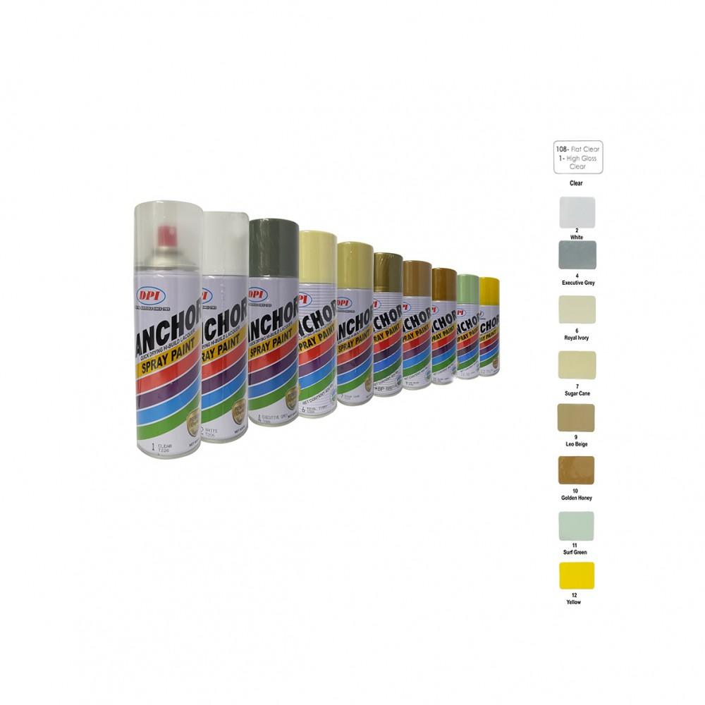Anchor Spray  Paint - Standard colour