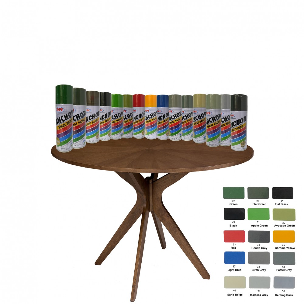 Anchor Spray Paint-Standard Colour