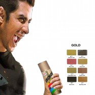 image of Anchor Spray Paint-Gold Colour