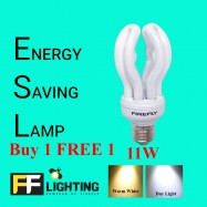 image of FFL Lotus Bulb 11W  E27 Buy 1 FREE 1