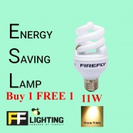 image of FFL FSP Energy Saving Bulb 11W E27  Warm White Buy 1 FREE 1