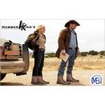Hammer King Safety Shoe 13006