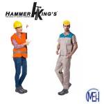 Hammer King Safety Shoe 13009