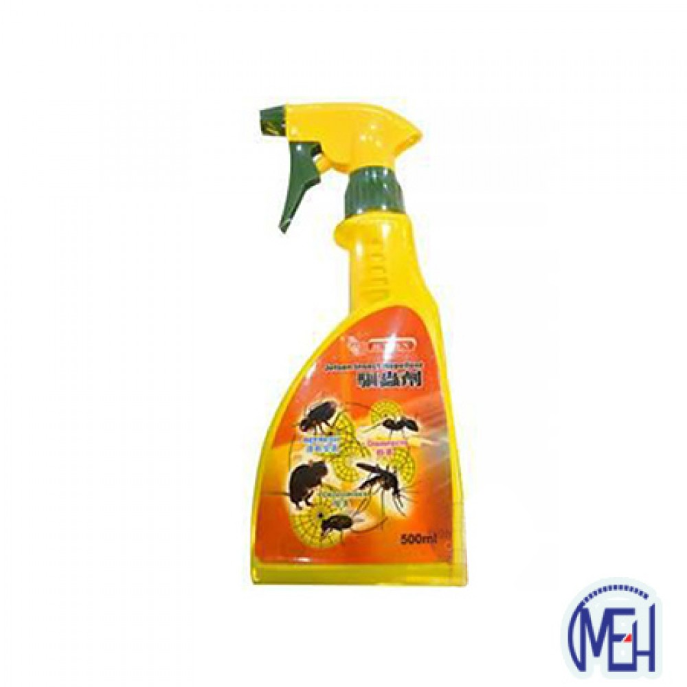Jetsen Insect Repellent 500ml