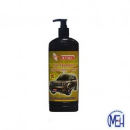 image of Jetsen Car Shampoo Bubble Snow & Wax 500ml