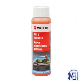 image of Wurth 32 ml Rapid Windscreen Cleaner