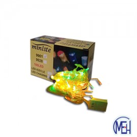 image of Minlite 9901 100 pcs LED  CHASING light  Multicolour / W/W