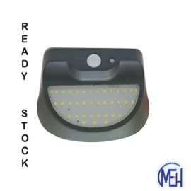 image of Solar Sensor Light T1613 36L/2835