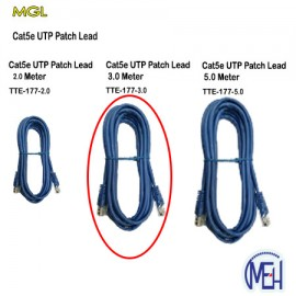 image of Cat5e UTP Patch leads 2.0 Meter(TTE-177-3.0)