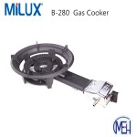 Milux B-280 Gas Cooker