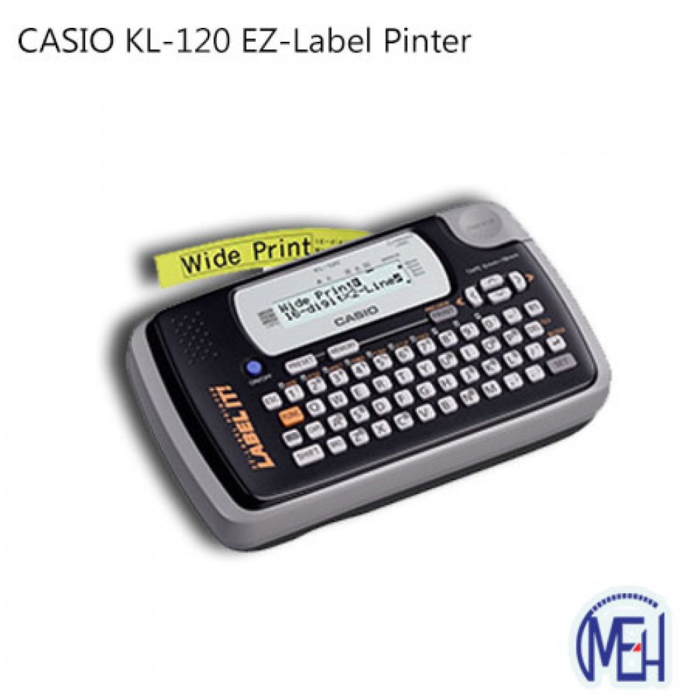 CASIO KL-120 EZ-Label Pinter