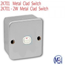 image of 2K701  Metal Clad Switch
