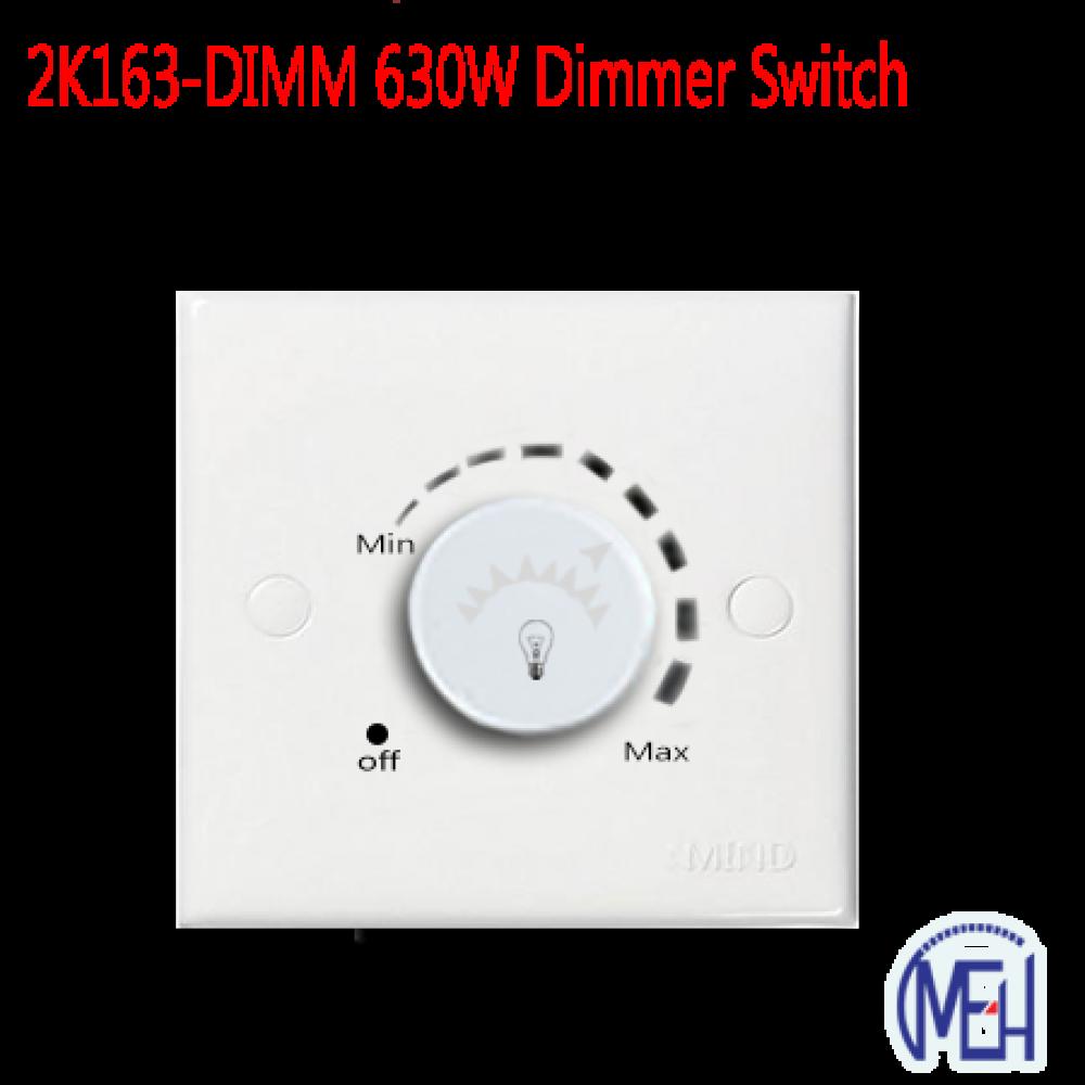 2K163-DIMM 630W Dimmer Switch