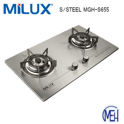 image of MILUX MGH-S666M COOKER HOB