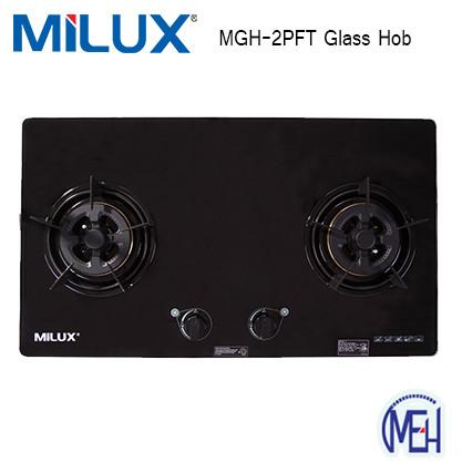 Milux MGH- 2PFT GLASS HOB