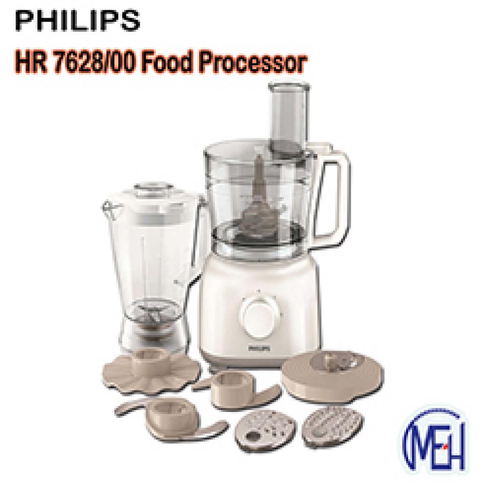 philipis hr-7628 food processor