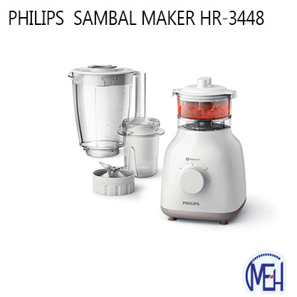image of PHILIPS HR-3448 BLENDER