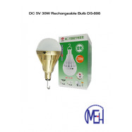 image of  DC 5V 30W Rechargeable Bulb DS-898