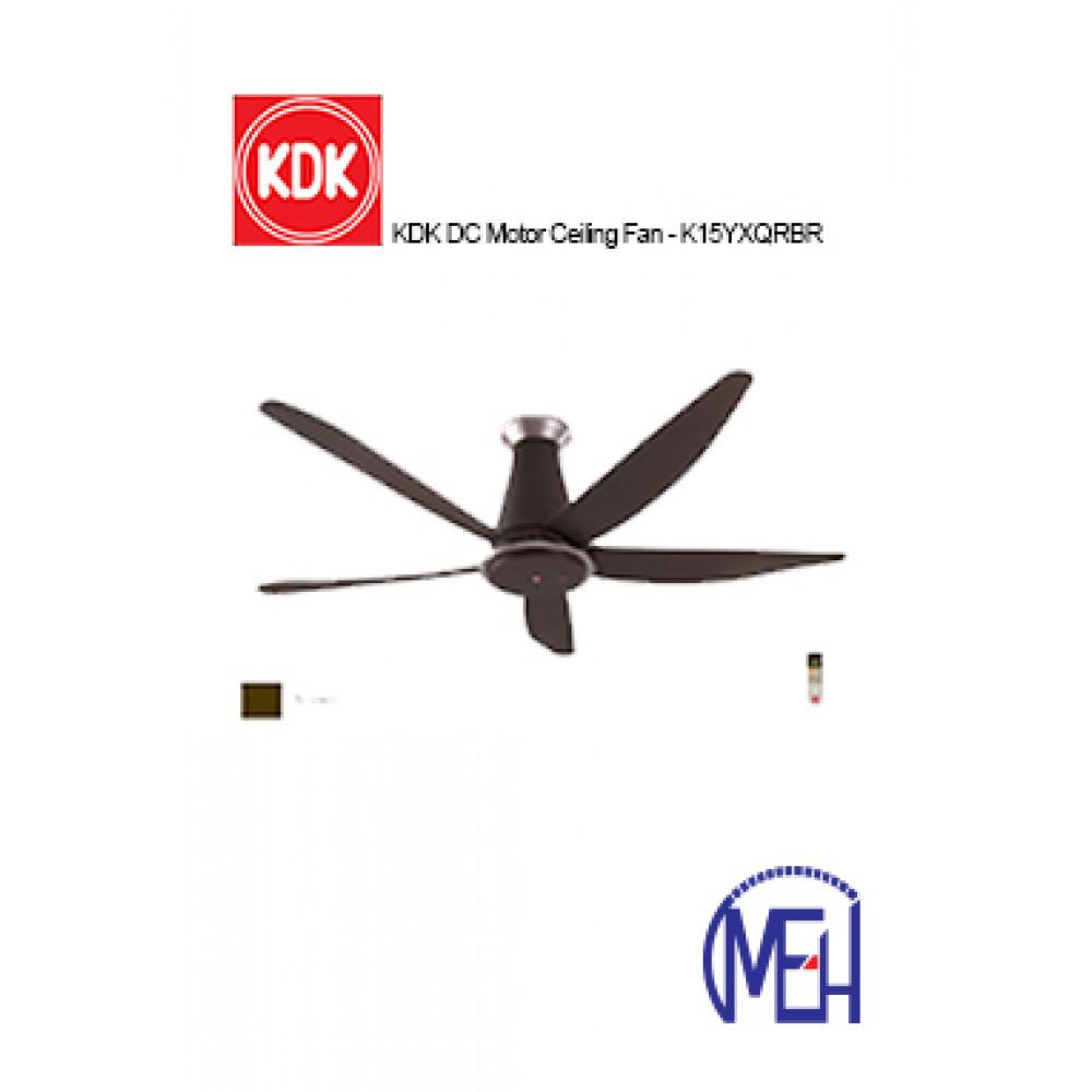 KDK DC Motor Ceiling Fan - K15YXQRBR
